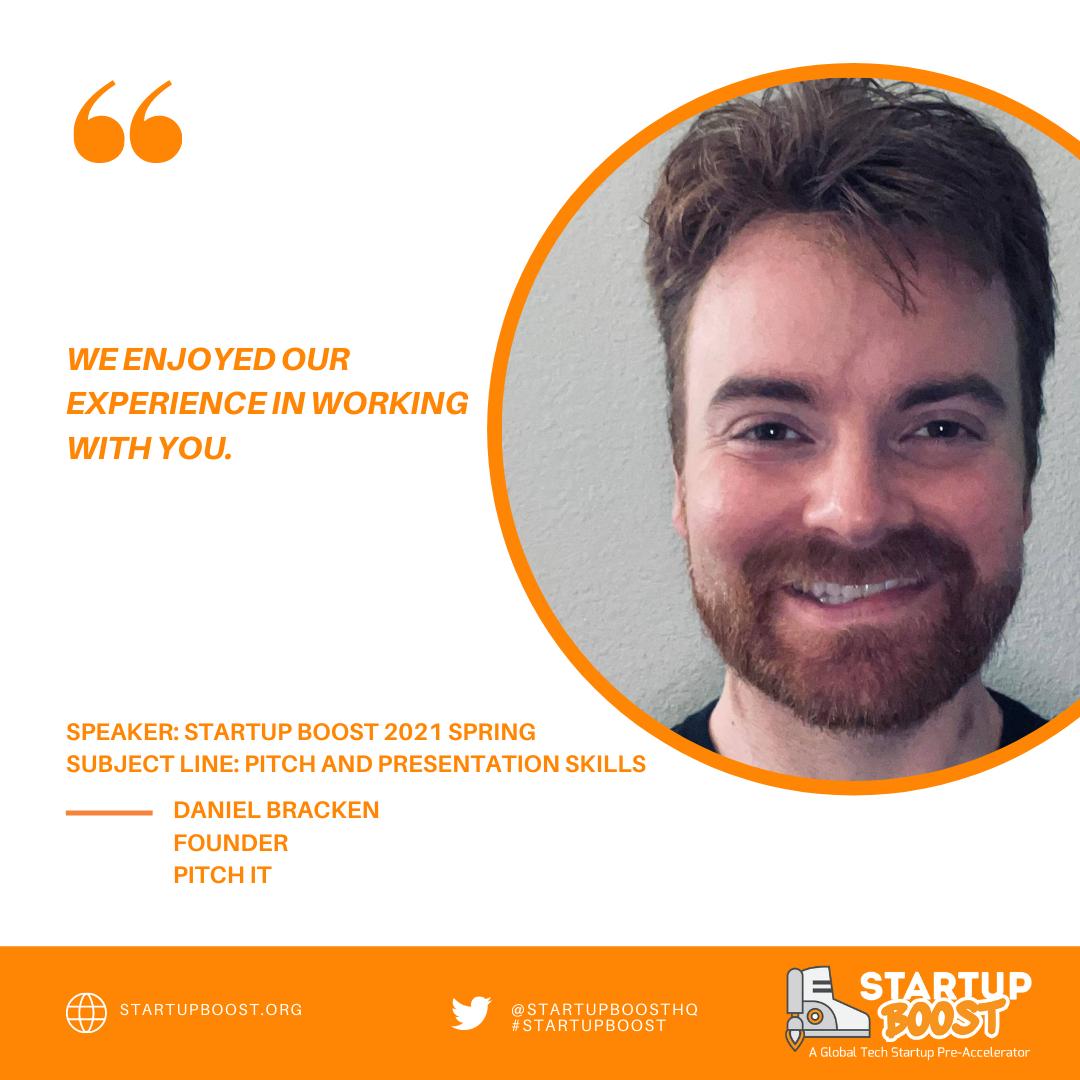 startup boost
